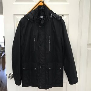 Andrew Marc Jacket, Black, Medium M